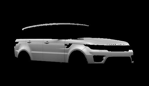 Цвета кузова Range Rover Sport